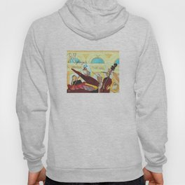 N for Nightingale - Alphabet City Hoody