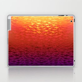 Sharks At Sunset Laptop & iPad Skin