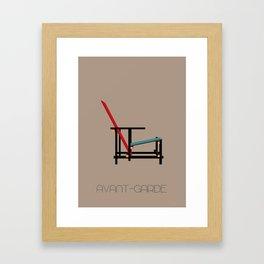 Avant-Garde Framed Art Print