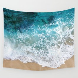 Ocean Waves I Wall Tapestry