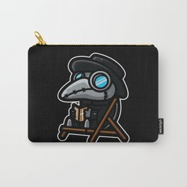 Chibi Plague Doctor Carry-All Pouch