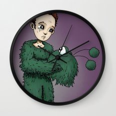 Man in the Monster RonkyTonk Wall Clock