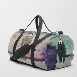 Time Rabbit I Wanna Duffle Bag