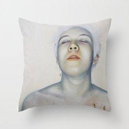 Apostasy Throw Pillow