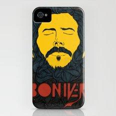 Bon Iver Slim Case iPhone (4, 4s)