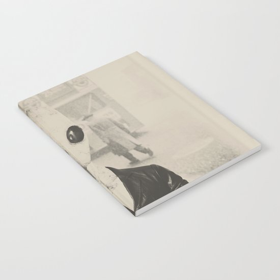 Time traveler Notebook