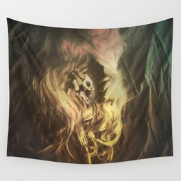 Cosmic Entrance Wall Tapestry