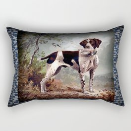 DogCurios 11 Rectangular Pillow