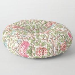 Roses - Digital Remastered Edition Floor Pillow