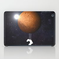 mars iPad Cases featuring Mars by Cs025