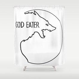 God Eater Shower Curtain