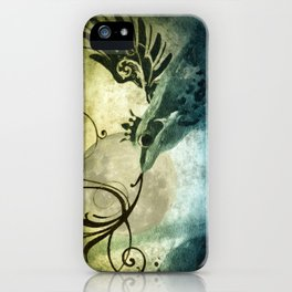 Frog Prince Midnight Fantasy iPhone Case