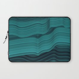 Blue waves Laptop Sleeve