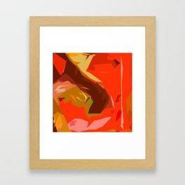 Digital Detox Framed Art Print