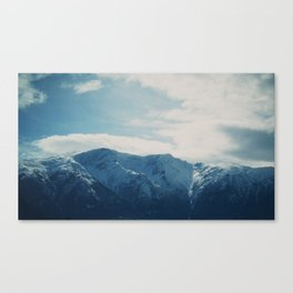 Mountains II Canvas Print
