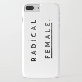 Radical Female iPhone Case