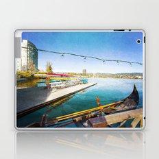 Lake Merritt Gondola Laptop & iPad Skin