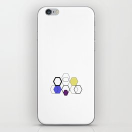 Flower Art iPhone Skin