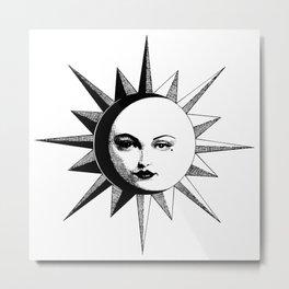 Soleil Metal Print