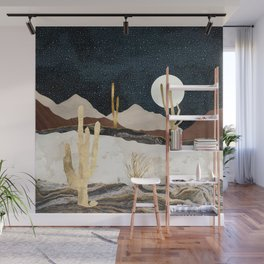 Desert View Wall Mural