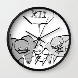 minima - slowbot 006 (clock) Wall Clock