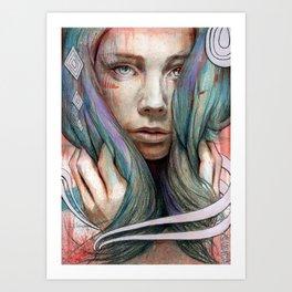 Onawa Art Print