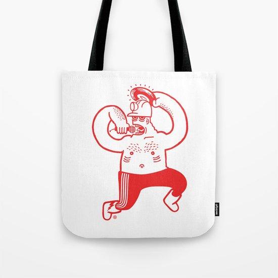 Hajer Boss Tote Bag