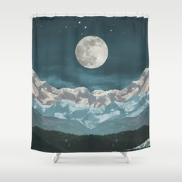 Elevations Shower Curtain