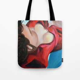 Restless Dreams Tote Bag