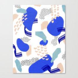 Lagoon Canvas Print