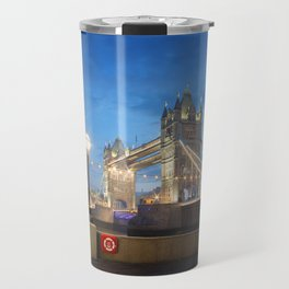 Tower Bridge, London Travel Mug