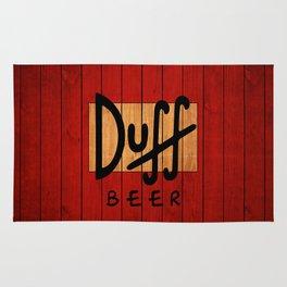 Duff Beer Rug