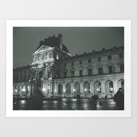 Tempo Art Print