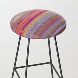 The Texture Of MisCommunication Bar Stool