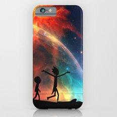 wubba lubba dub dub iPhone 6s Slim Case