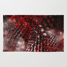 Abstract Collisions Rug