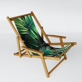 Winter Palms Sling Chair
