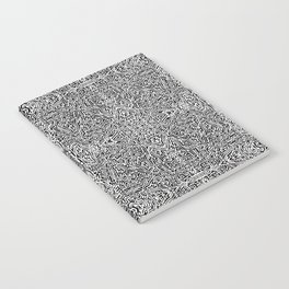 Frost Design Studio - Tribal Pattern Notebook