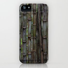 Dreamy Bamboo iPhone Case