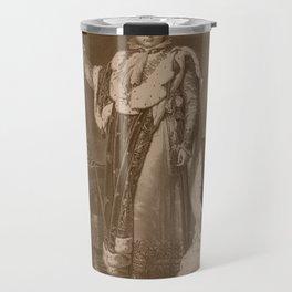 Napoleon Bonaparte Travel Mug
