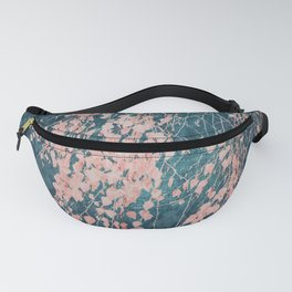 Whispers of Dusty Pink Fanny Pack