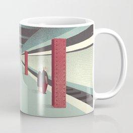 Day Trippers #3 - Waiting Coffee Mug