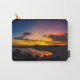 Glitter in Dusk Carry-All Pouch