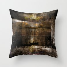 abstract# # # Throw Pillow