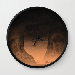 Blood Meridian Wall Clock