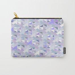 Hopscotch Algorithm (violet) Carry-All Pouch