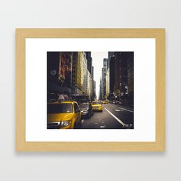 Street Fever Framed Art Print