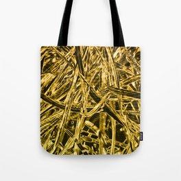 Metallurgy Tote Bag