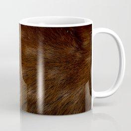 Deer Fur Coffee Mug