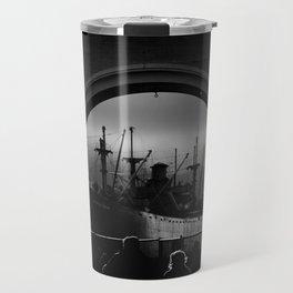 The SS Jeremiah O'Brien Travel Mug